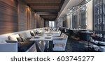 modern concept design of... | Shutterstock . vector #603745277