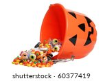 Child Halloween Pumpkin Bucket...
