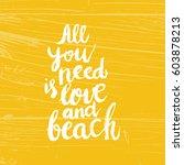 conceptual hand drawn phrase... | Shutterstock .eps vector #603878213