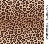 Leopard Seamless Pattern ...