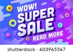 super sale banner. sale and...