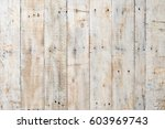 grungy white paintwork on a... | Shutterstock . vector #603969743
