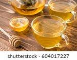 Green Tea With Mint  Rose  Goj...