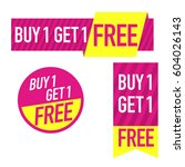 buy one get one free. set of...