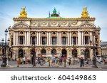 Small photo of Opera Garnier in Paris