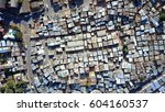 aerial top down view high... | Shutterstock . vector #604160537