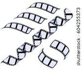 film strip | Shutterstock .eps vector #604255373
