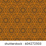 abstract repeat backdrop.... | Shutterstock .eps vector #604272503