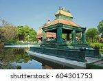 samutparkan thailand   nov 28 ... | Shutterstock . vector #604301753