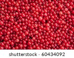 Natural Background  Berries Of...