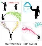 painter | Shutterstock .eps vector #60446980