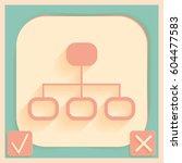 server network.   Shutterstock .eps vector #604477583
