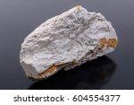 mineral dolomite  belongs to... | Shutterstock . vector #604554377