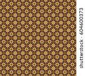seamless batik pattern.able to...   Shutterstock . vector #604600373