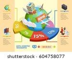 international best hotels...   Shutterstock .eps vector #604758077