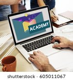 Small photo of Academy Certification Curriculum Education Icon