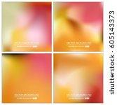 abstract creative concept...   Shutterstock .eps vector #605143373