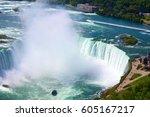 Niagara Falls. Horseshoe Falls...