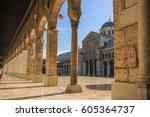 damascus syria october 30 2012...   Shutterstock . vector #605364737