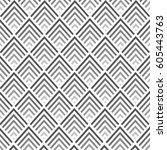 grey seamless pattern   Shutterstock .eps vector #605443763
