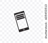 phone notification icon vector