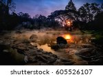 Volcanic Natural Hot Spring...
