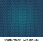 seamless pattern background.... | Shutterstock .eps vector #605585333