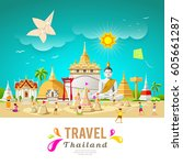 Thailand Travel Building And...