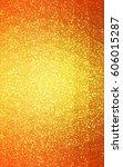 light orange christmas postcard ...   Shutterstock . vector #606015287