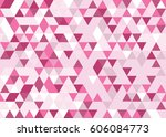 abstract triangle background.   Shutterstock .eps vector #606084773
