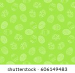 seamless simple pattern with... | Shutterstock . vector #606149483