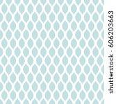 wave seamless background. | Shutterstock .eps vector #606203663