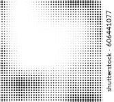 grunge halftone background....   Shutterstock .eps vector #606441077