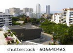 pattaya  thailand  january 07.... | Shutterstock . vector #606640463