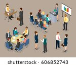 business corporate lifestyle ... | Shutterstock .eps vector #606852743