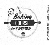 Sketched Elements Of Baking An...