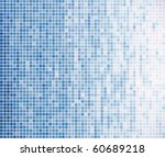abstract vector dots background.... | Shutterstock .eps vector #60689218