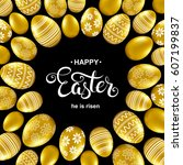 Happy Easter Card With...
