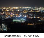blurred shot of cityscape in