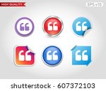 colored icon or button of... | Shutterstock .eps vector #607372103