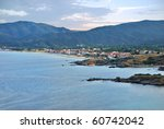 twilight in sarti  one of the... | Shutterstock . vector #60742042