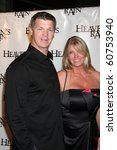 """Small photo of LOS ANGELES - SEP 9: Brooks Douglass, Leslie Douglass arrives at the """"Heaven's Rain """" Premiere at ArcLight Cinemas on September 9, 2010 in Los Angeles, CA"""