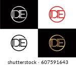 de text logo
