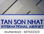 ho chi minh city  vietnam  9... | Shutterstock . vector #607632323