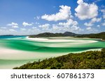 Whitehaven Beach On Whitsunday...