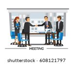 Businesss And Office Concept  ...