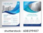 template vector design for... | Shutterstock .eps vector #608199407