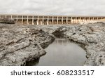 View Of The Spillway Side Of...