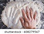 baking cakes | Shutterstock . vector #608279567