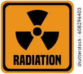 Radiation Industrial Warning...